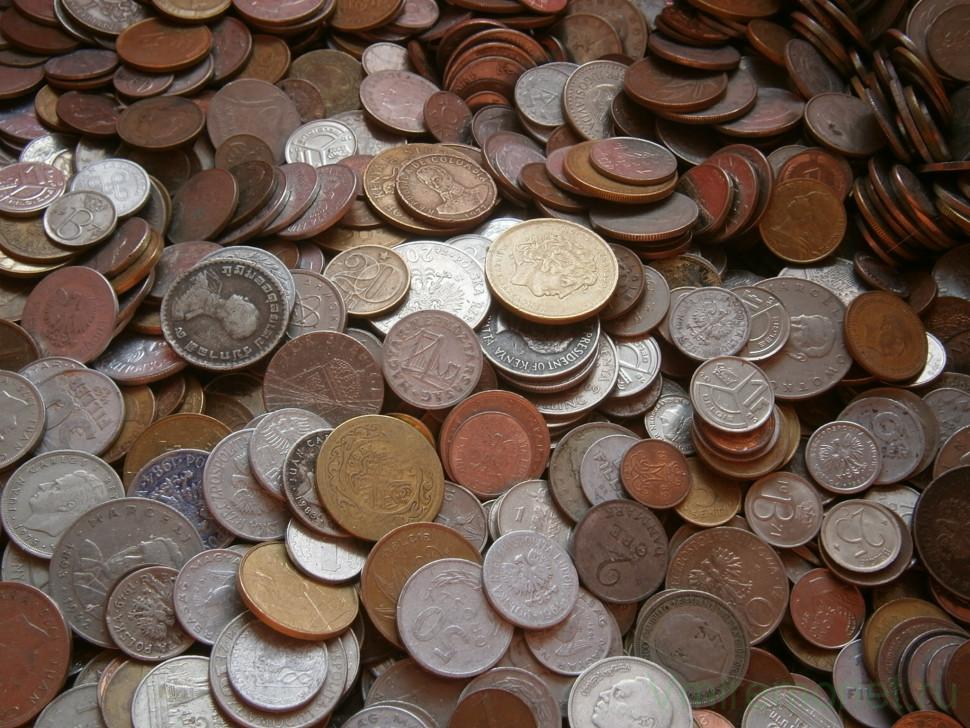 Монеты на вес из европы купить сколько стоит 1 рубль 2005