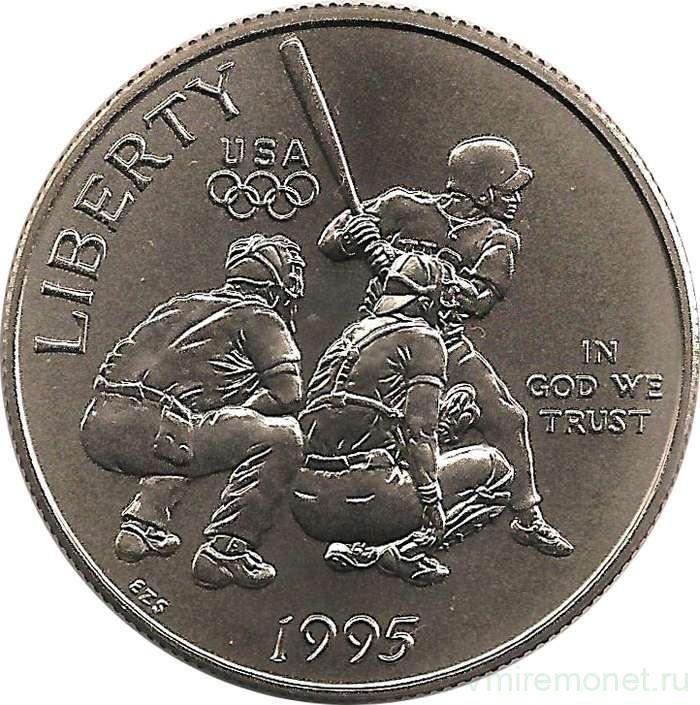 50 центов 1995 бейсбол находки по войне на чердаках